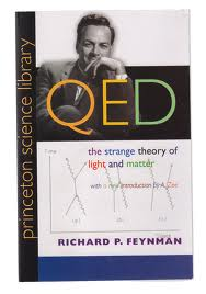 QED, Richard Feynman, Princeton Science Library