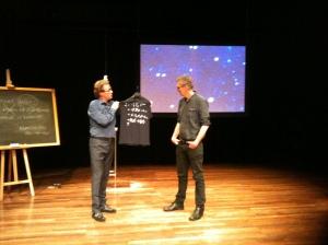 Interview met Frank Linde. Foto: Martijn van Calmthout
